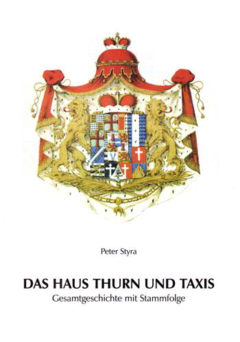 Wappen des Hauses Thurn und Taxis